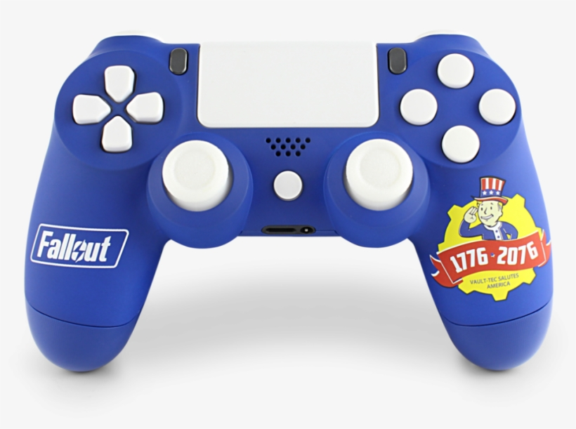 Ps4 Controller With 4 Extra Buttons PNG Image | Transparent PNG Free