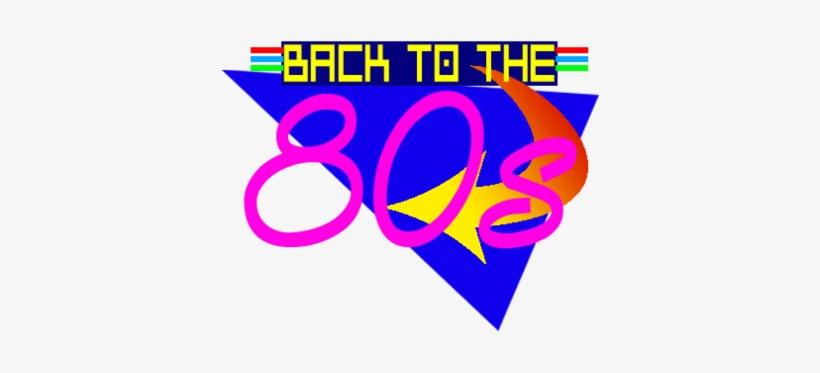 Back To The 80s Logo By Bluebottleflyer On Deviantart - Back
