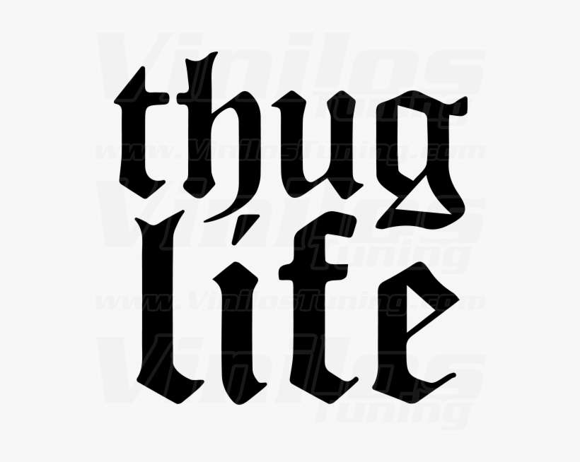 Thug Life Great Dane Thug Life Png Image Transparent Png Free Download On Seekpng