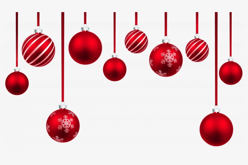 Hanging Christmas Ornament Clipart Hanging Christmas Ornament Png