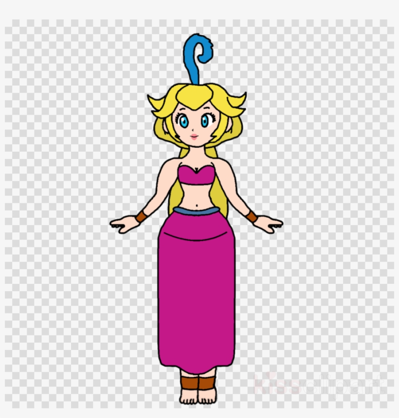 Peach Odyssey Swimwear Clipart Mario Strikers Charged Notas