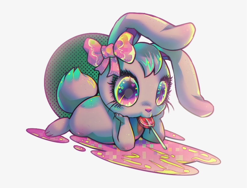 27 Images About Pastel Goth Anime On We Heart It Pastel Goth