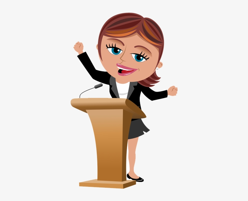 Brenda Reed Public Speaking Clipart Png Image Transparent Png Free Download On Seekpng