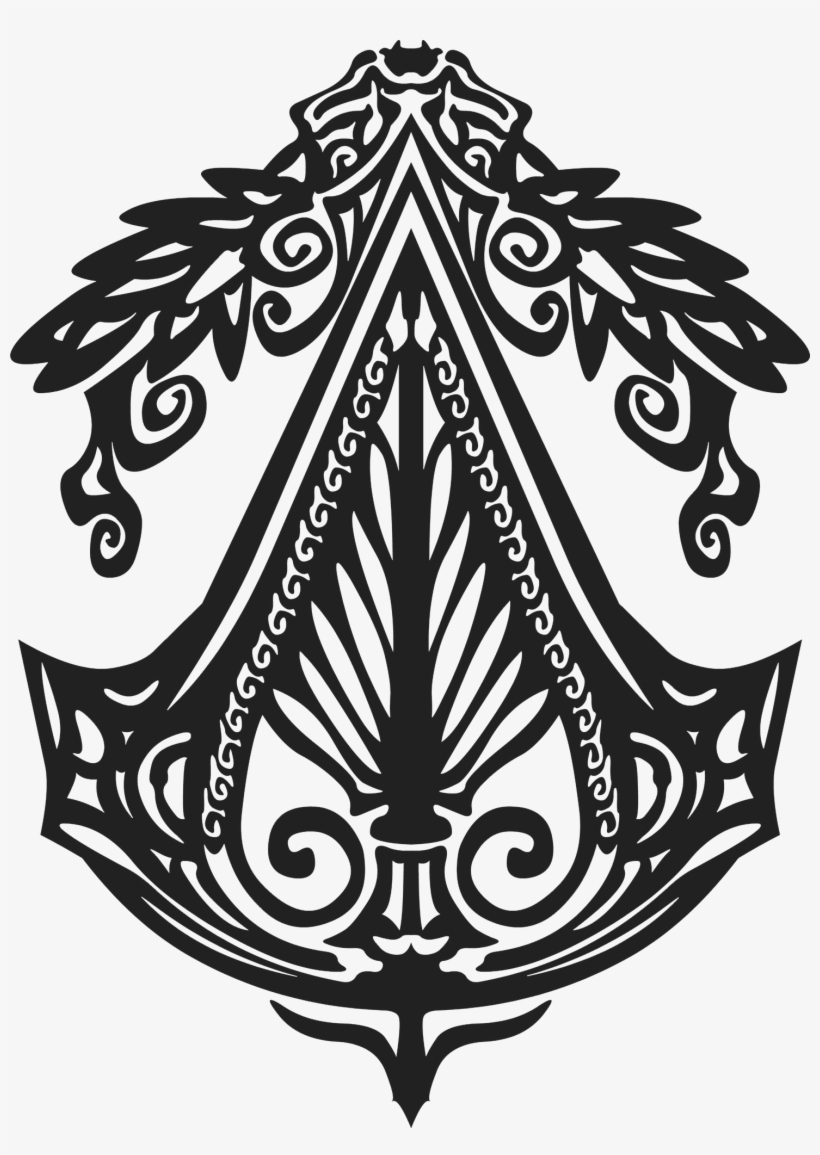 Jpg Royalty Free Stock Celtic Drawing Assassin S Creed Assassins Creed Logo Ezio Png Image Transparent Png Free Download On Seekpng
