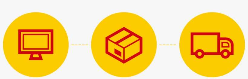Files Dhl - Track My Order Icon PNG Image | Transparent PNG Free