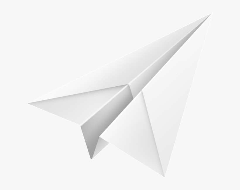 Paper Plane Png Download Png Image With Transparent Portable