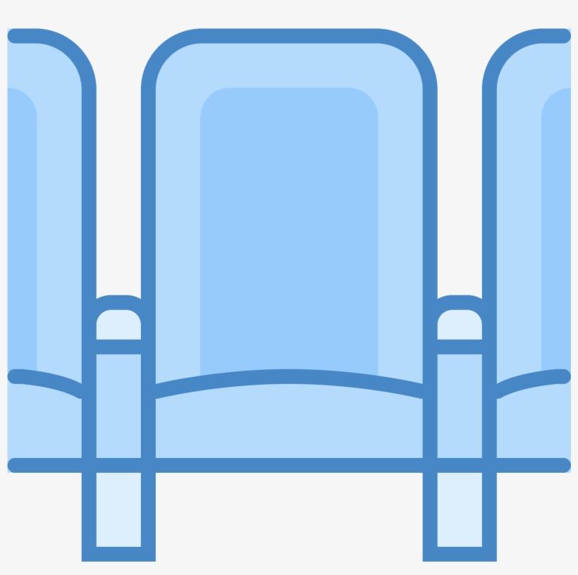 Theatre Seats Icon Iconos De Asientos De Cine Png Image