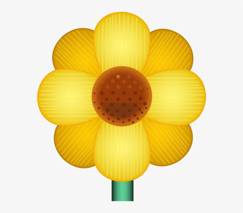 Flower Emoji Png Images Png Cliparts Free Download On Seekpng