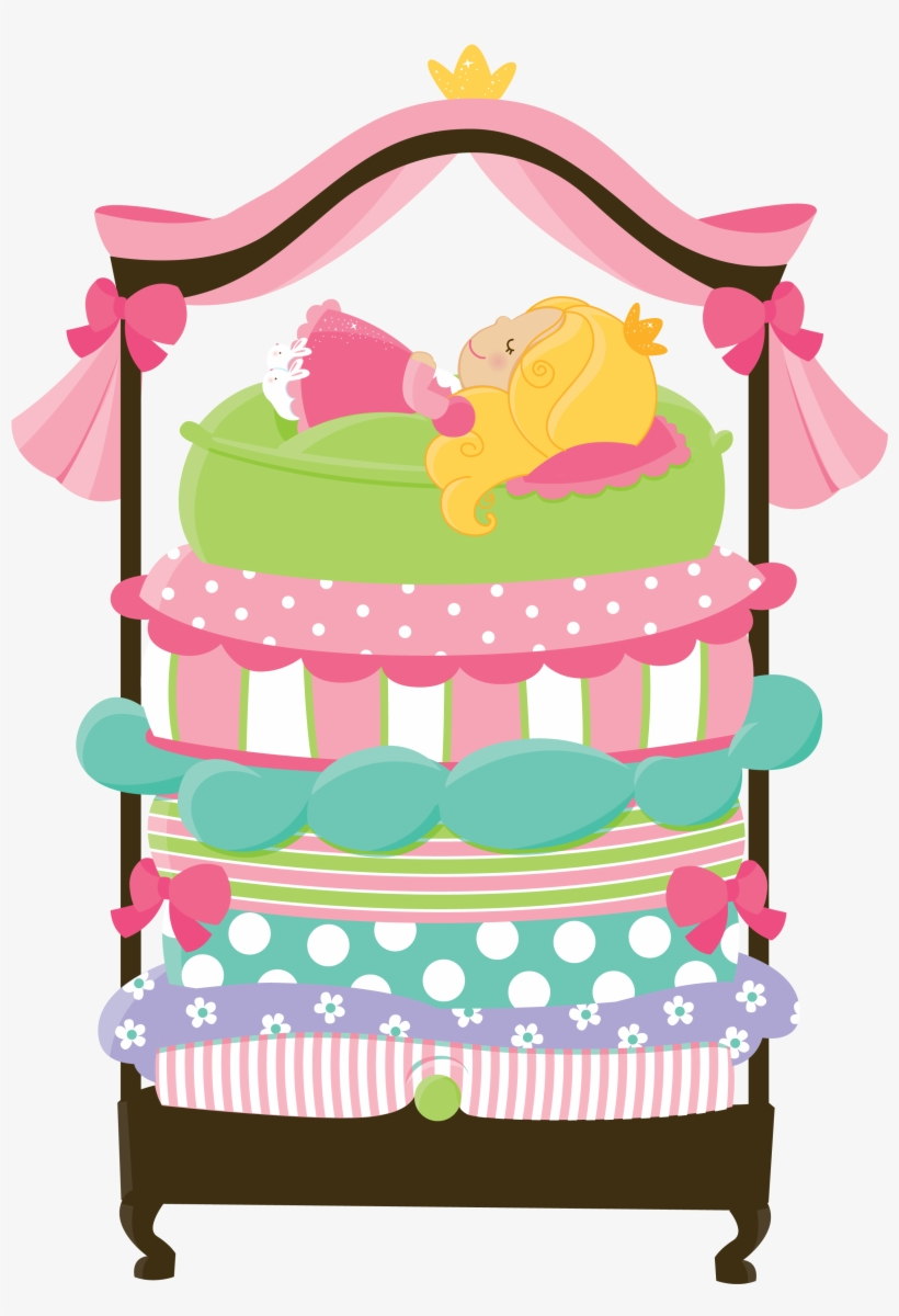 Astounding The Princess And The Pea Clip Art Example Of Invitation Card Personalised Birthday Cards Paralily Jamesorg