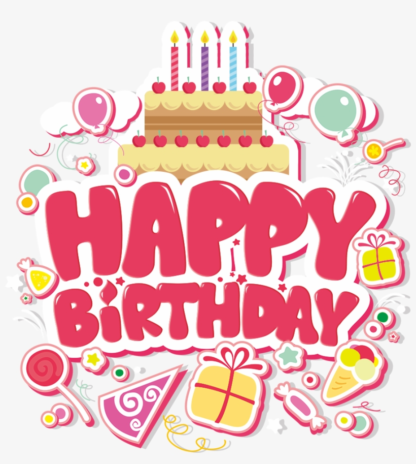 Birthday Cupcake Clipart Pin By Pngsector On Happy