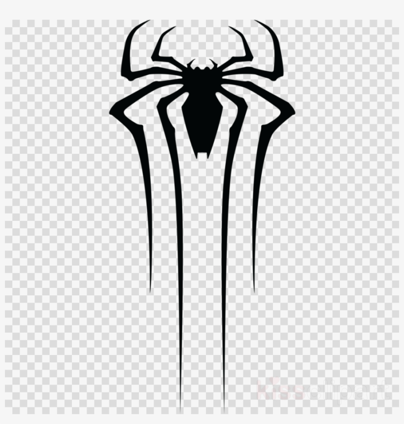 Amazing Spider Man Symbol Clipart The Amazing Spider Man Andrew Garfield Spiderman Logo Png Image Transparent Png Free Download On Seekpng