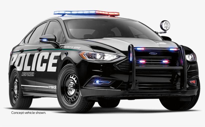 2019 Police Responder Hybrid Sedan Ford Crown Victoria Interceptor 2018