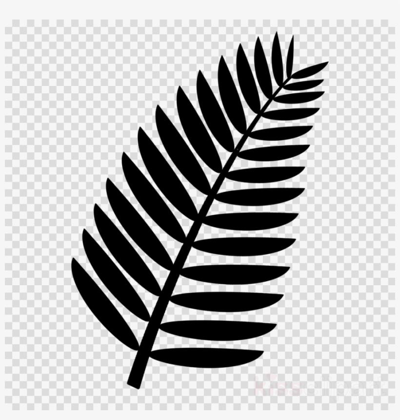 Moana leaf. Download palm branch black