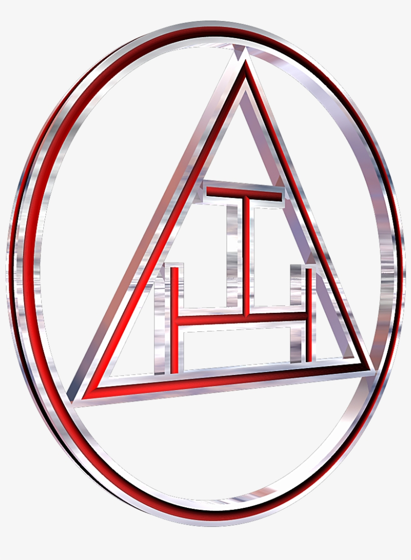 Royal Arch Chapter Logo - Freemasonry PNG Image