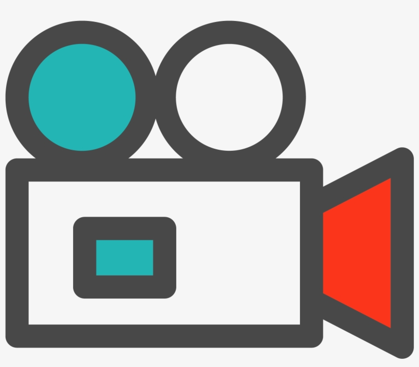 Video Cameras Computer Icons Film - Video Camera Icons Png Free PNG