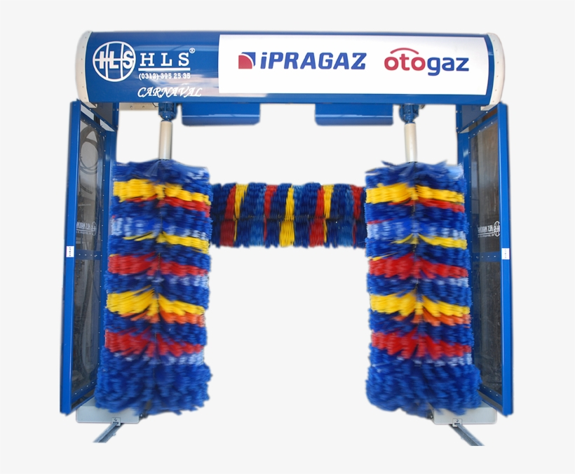 Carnaval300wd Drying Automatic Car Wash Machine Car Wash Png Image