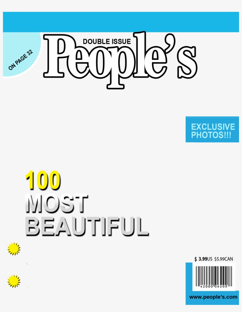 Create A Magazine Cover With An Image Of Your Own Magazine Png Image Transparent Png Free Download On Seekpng Free personalized magazine covers template