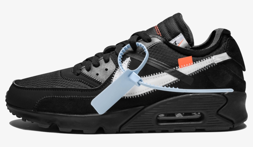 26940832cf9a Nike 10 Air Max 90 Off White Mens PNG Image