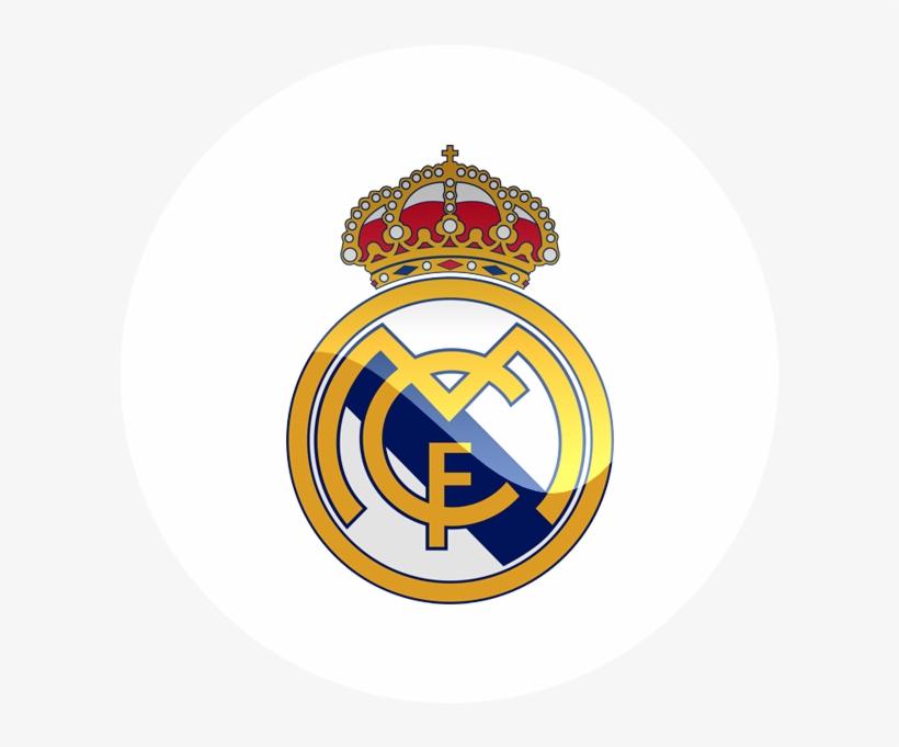 11eef74ec Real Madrid - Logo Real Madrid Dream League Soccer PNG Image ...