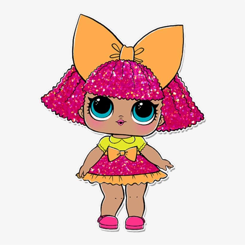 1 002 Glitter Queen Lol Doll Cake Lol Surprise Glitter