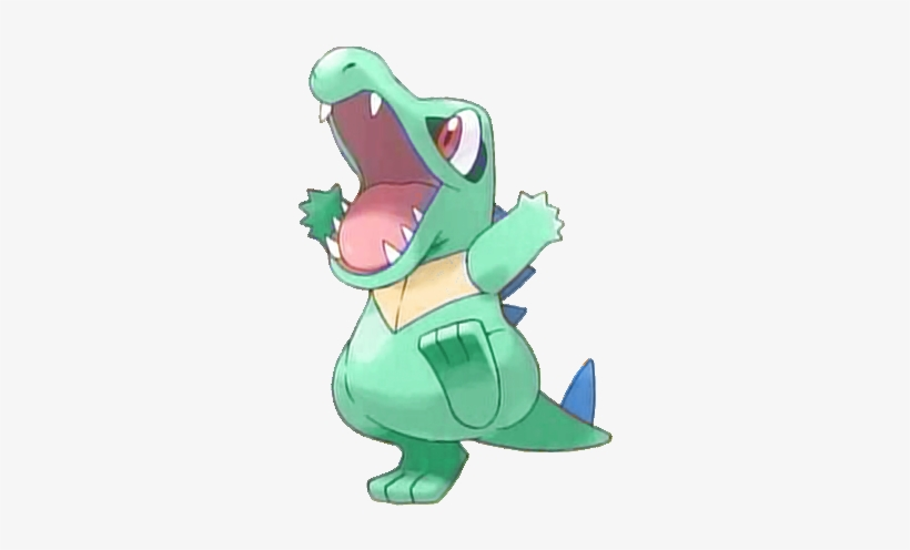 158 Totodile E2 Shiny Totodile Qr Code Sun Moon Png Image Transparent Png Free Download On Seekpng Despite the smallness of its body, totodile's jaws are very powerful. totodile qr code sun moon png image