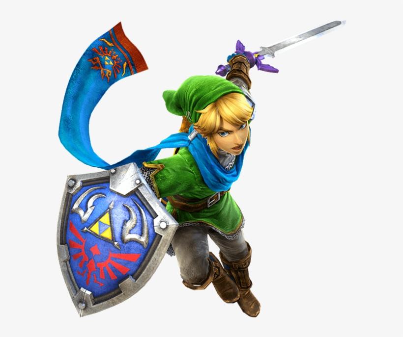 Link Link Zelda Hyrule Warriors Png Image Transparent Png Free Download On Seekpng