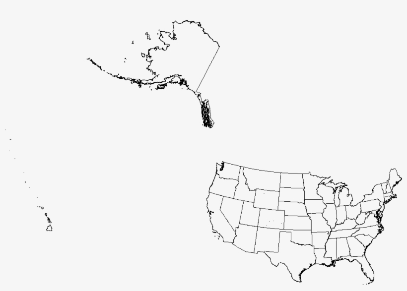 picture about Printable Us Map Blank identify United states of america Map Blank Png