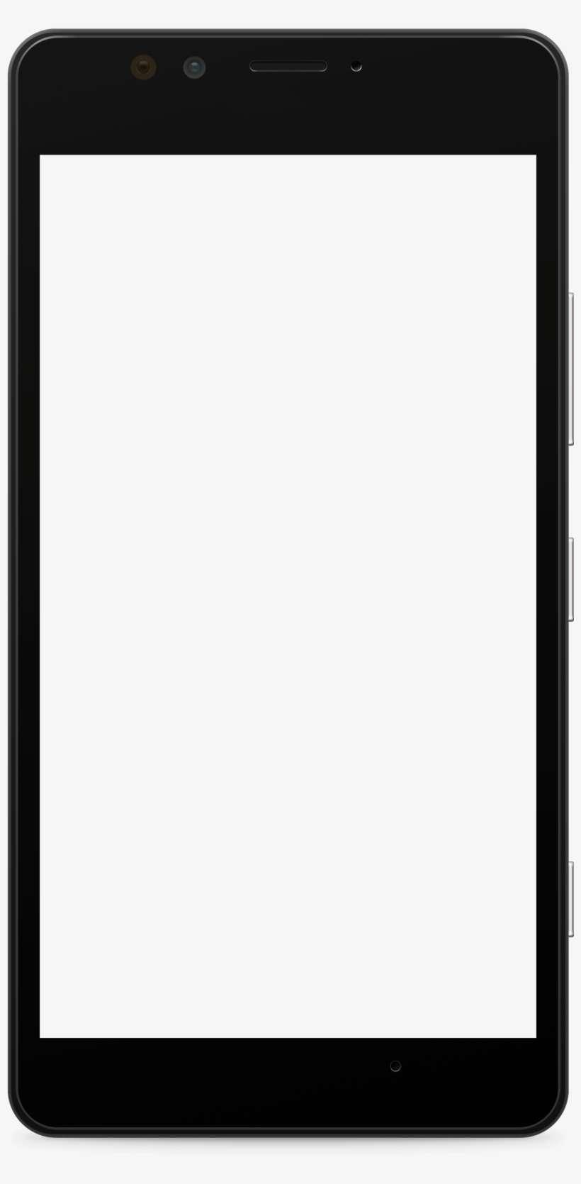 Download - Mobile Phone Frame Download PNG Image