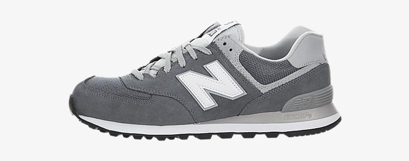 new balance 574 bronze metallic trainers