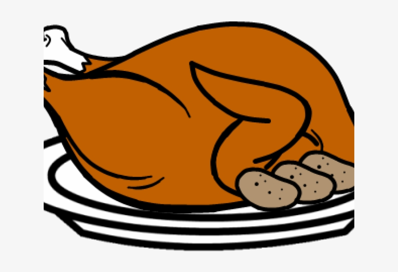 Cooked Turkey Clipart Free Download Clip Art Cartoon Thanksgiving Turkey Meal Png Image Transparent Png Free Download On Seekpng