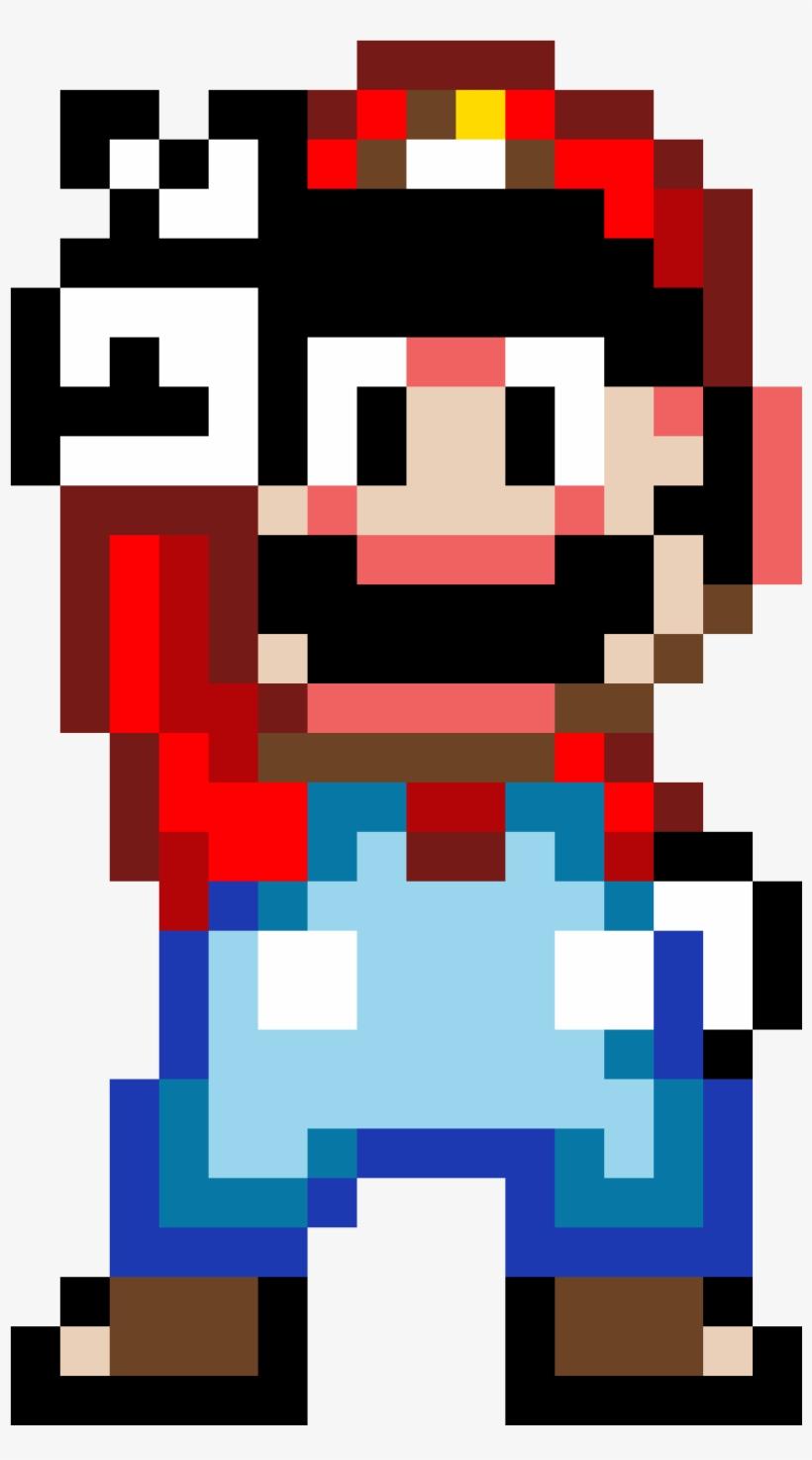8 Bit Mario Pixel Art Download Super Mario World Mario