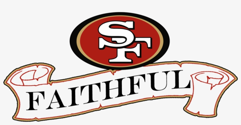 49er Faithful Logos And Uniforms Of The San Francisco 49ers Png Image Transparent Png Free Download On Seekpng