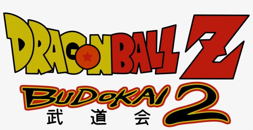 Dragon Ball Z Dragon Ball Z Budokai 2 Logo Png Image