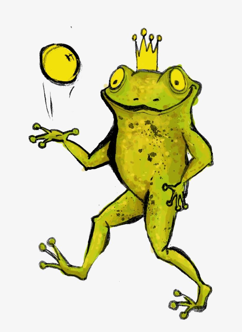 Принц лягушка смешные картинки