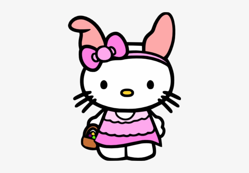 Shamrock Hello Kitty Clipart Hello Kitty Free Svg Png Image Transparent Png Free Download On Seekpng