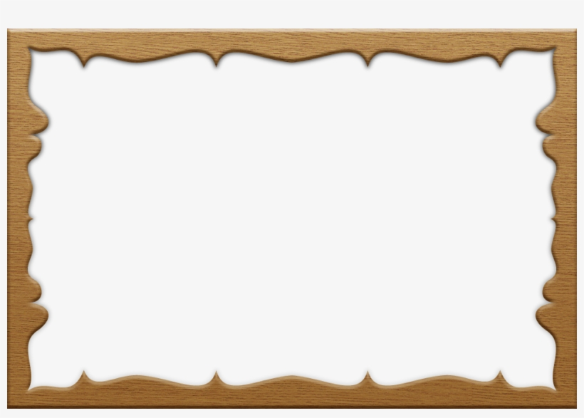 Png Borders And Frames Clipart Free Library Wooden Frame Border Png Png Image Transparent Png Free Download On Seekpng