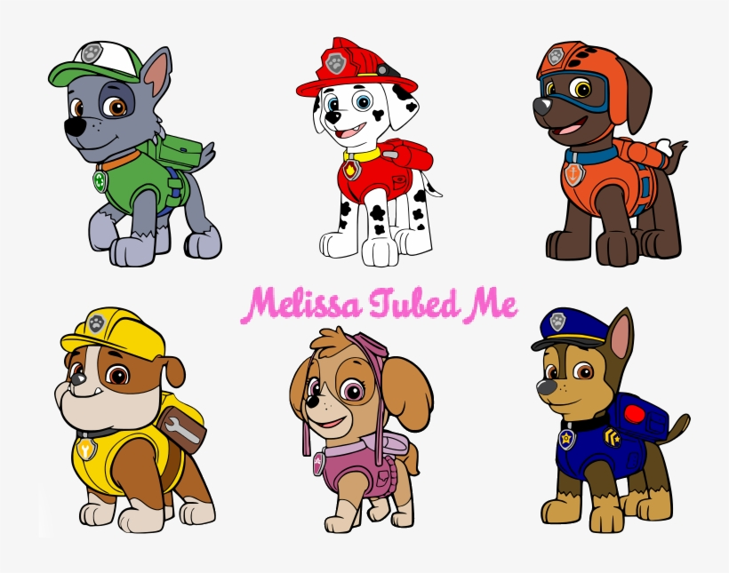 This is a graphic of Paw Patrol Printable intended for skye