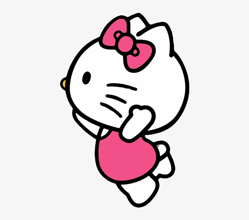 Transparent Transparent Background Hello Kitty Png