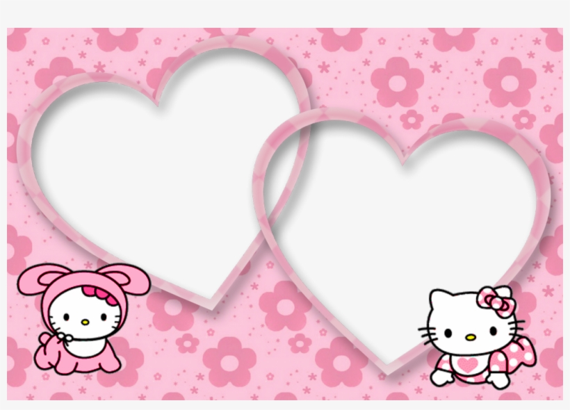 Hello Kitty Photo Frame Wallpapers Hd Hello Kitty Frame