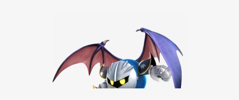 Super Smash Bros Wii U Meta Knight PNG Image | Transparent PNG Free