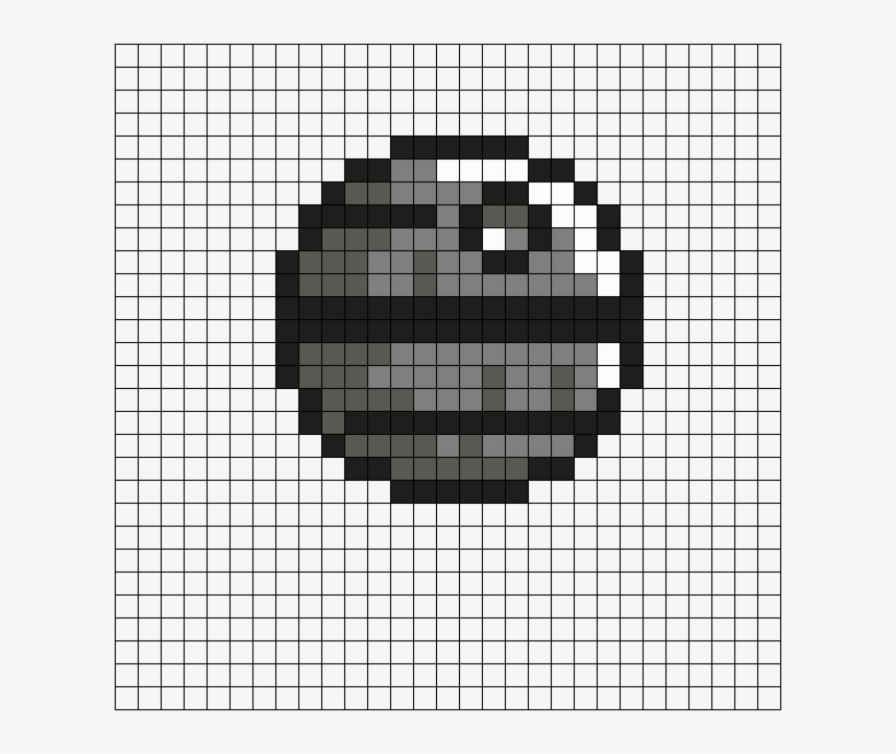 Current Votes - Star Wars Pixel Art Grid PNG Image