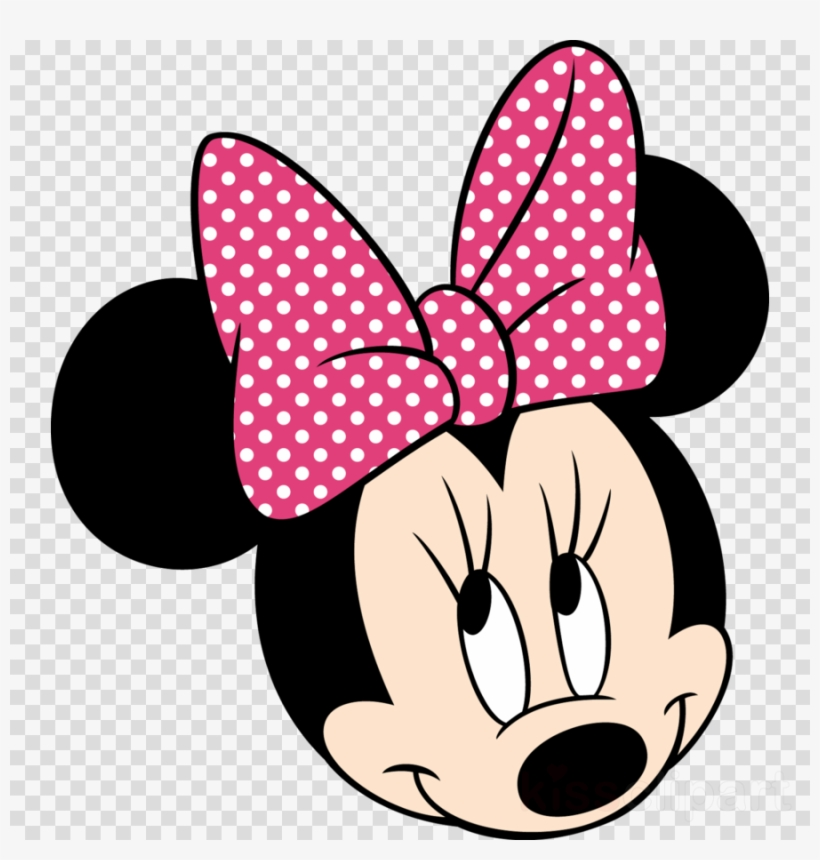 Minnie Face Png Clipart Minnie Mouse Mickey Mouse Clip Minnie