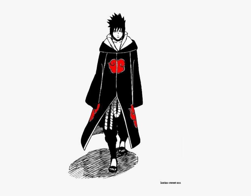 Manga Naruto And Sasuke Uchiha Image Sasuke Uchiha Akatsuki Png Image Transparent Png Free Download On Seekpng