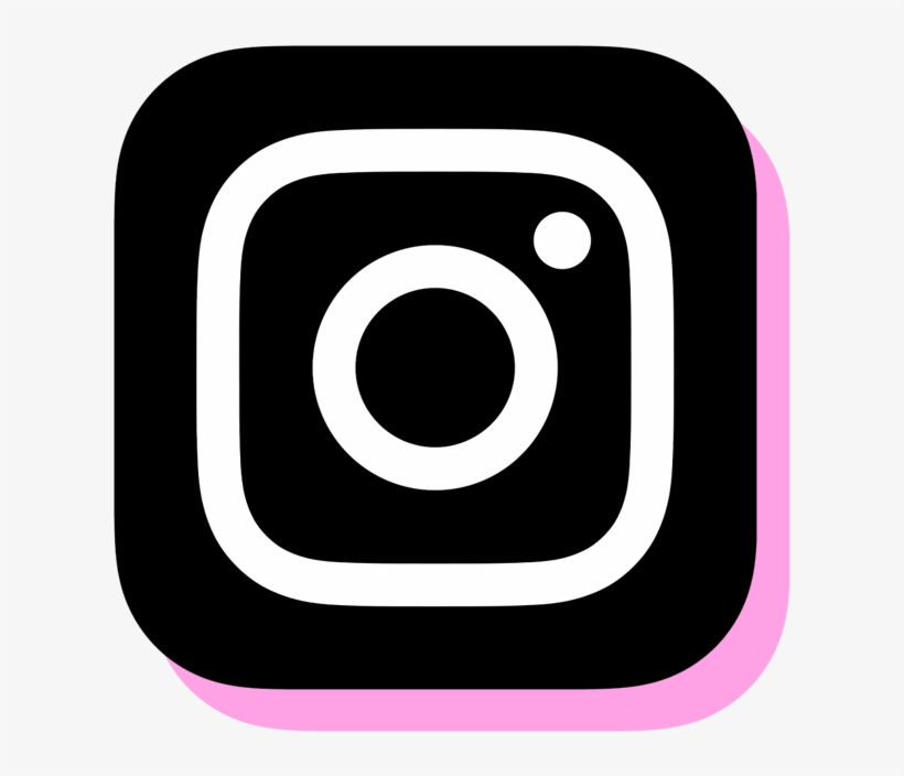 I Icono Instagram Blanco Y Negro Png Image Transparent Png Free