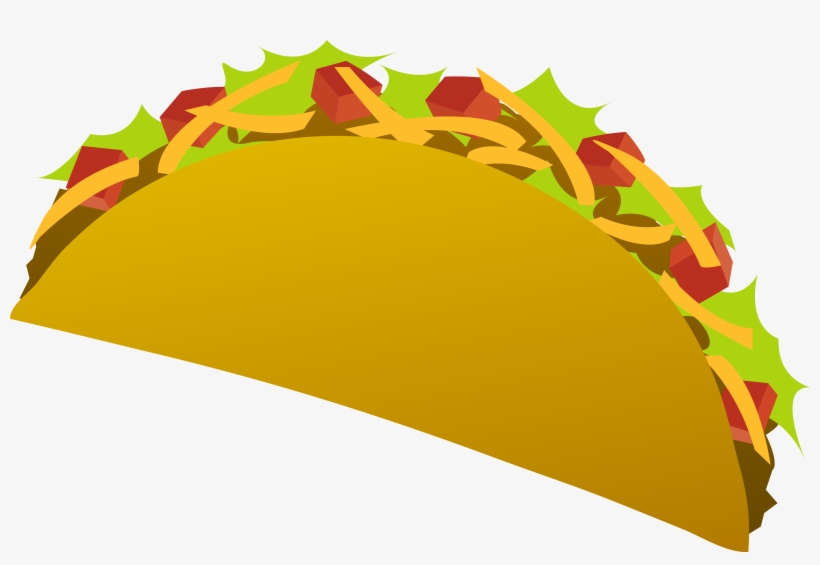 Taco Clipart Mexican Cuisine Png Image Transparent Png Free Download On Seekpng