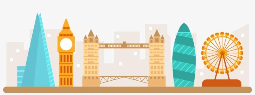 Clipart Architecture Vector London Bridge London Tower Bridge Icon