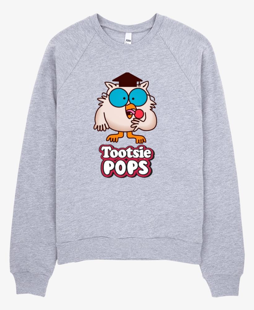 Owl Tootsie Roll Pop Sweatshirt - Felpa