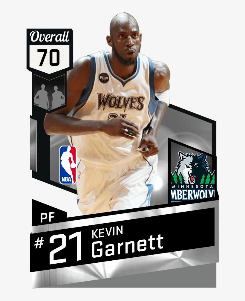 2f836e1f0792 Kevin Garnett - Kevin Garnett Nba 2k17 PNG Image