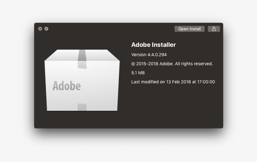 Adobe Installer Icon - Adobe PNG Image   Transparent PNG Free