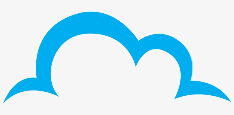 Administration - Cloud Outline Png PNG Image   Transparent